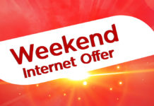 Weekend Offer robi