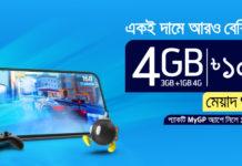 gp 4gb pack